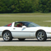 WhiteCorvette