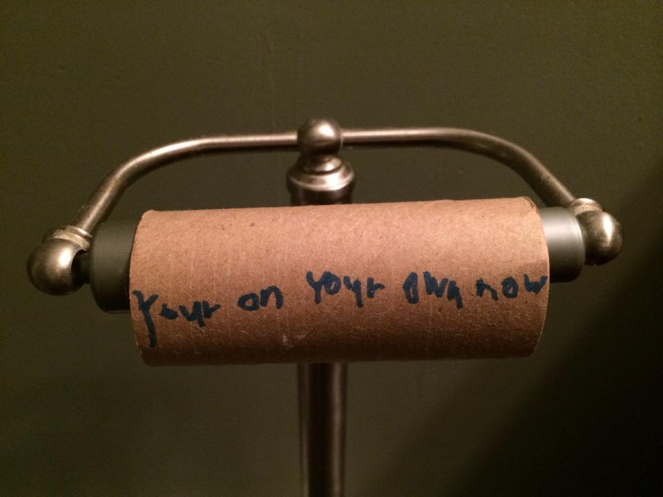 Alternative To Replacing The Toilet Paper The J Pouch Group