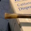 IMG_3125: Bottom of Catheter
